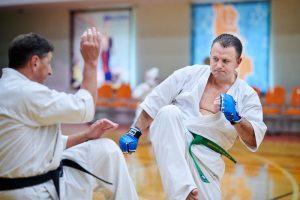 134 photo 8114 2 300x200 - Учебно-тренировочный семинар и аттестация на пояса в Карелии