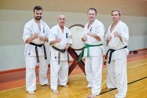 147 photo 8166 2 300x200 - Учебно-тренировочный семинар и аттестация на пояса в Карелии