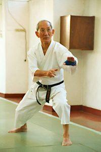 harada01 200x300 - Карате для взрослых - это самосовершенствование, дисциплина и упорные тренировки.