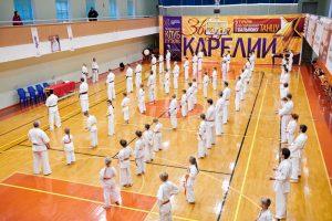 DSC 9109 300x200 - 28-29 сентября 2019 сборы и аттестация в Карелии